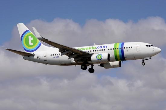 самолет Transavia